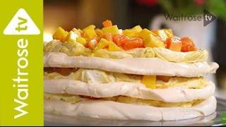 Tropical Fruit Triple Pavlova - Waitrose
