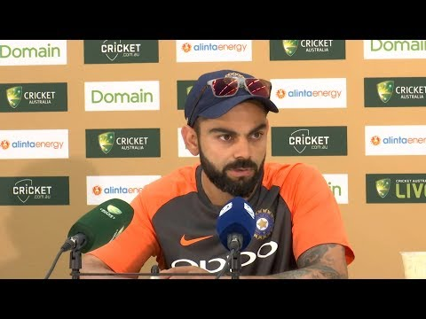 Im grateful to captain a pace-attack which is at the peak of its powers - Virat Kohli