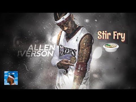 "Allen Iverson - ""Stir Fry"" (Migos) NBA Mix‼️"