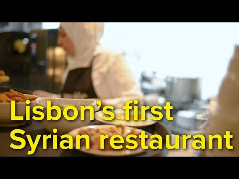 Lisbon's first Syrian restaurant