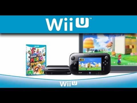 Wii U -  Trailer - Super Mario 3D World
