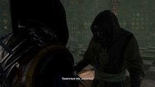 """Ведьмак 2: темный режим (Dark mode) """"Память старых лет"""""""
