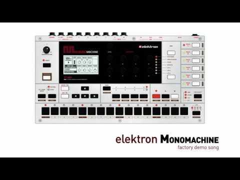 Elektron Monomachine - Factory Presets Demo