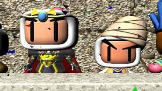 Bomberman Wars PSX All FMV