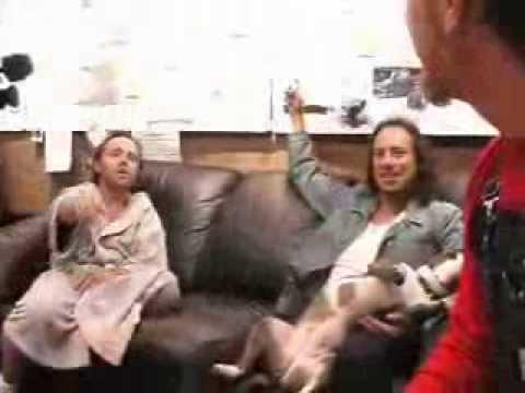 Metallica - Jump in the Studio: Update (November 6, 2002) Thumbnail image