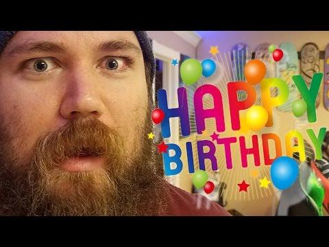BRANDONS  SURPRISE BIRTHDAY PARTY!!!