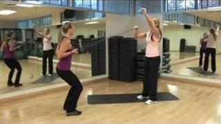 Exercise Band Partner Workout