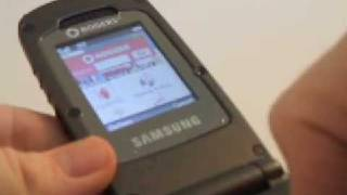 Rogers Samsung Rugby Review (part 2)