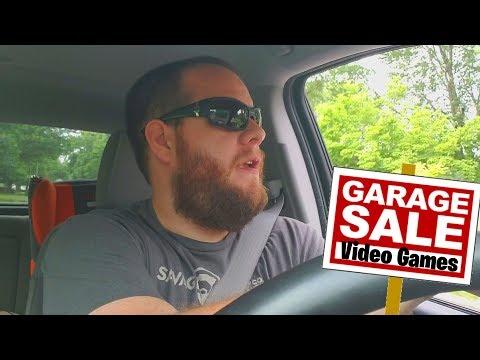 Garage Sales With Hova! Box Of FREE Stuff Worth $1,000+!?