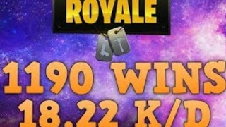 Fortnite Battle Royale   #1 Ranked on leaderboard{Duos with ricegum} big giveaway at 200 subs