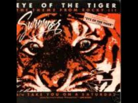 Eye Of The Tiger/ Marching Band