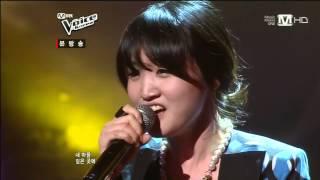 """보이스코리아 시즌2 - [Mnet 보이스코리아2 Ep.10] 이소리 - """"난 널 사랑해"""""""