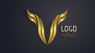Adobe Illustrator Tutorials | How To Make Logo Design 03