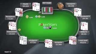 Spring Championship of Online Poker 2015 - Event 17-H $1,050+R NLHE (Big Antes) | PokerStars