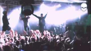 The Chariot - Teach (LIVE SOUND 26.03.12 Saint-Petersburg)