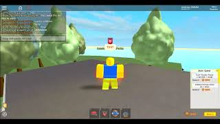 [PATCHED] Super Power Training Simulator Conseils psychiques - Roblox