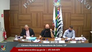 Câmara Municipal de Colina - 10ª Sessão Ordinária 21/06/2021