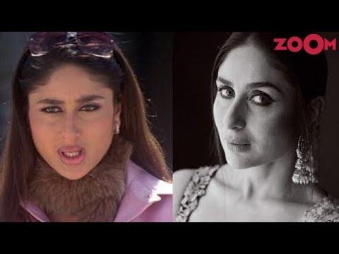Kareena Kapoor Khan REVISTS her Poo avatar from 'K3G'  Bollywood