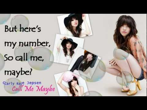 Carly Rae Jepsen - Call Me Maybe [Lyrics].mp4