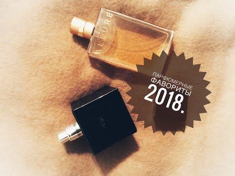 парфюмерные фавориты 2018. Старички в коллекции