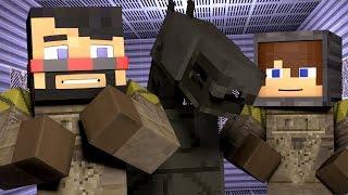 ALIENS IN MINECRAFT (Minecraft Animation)