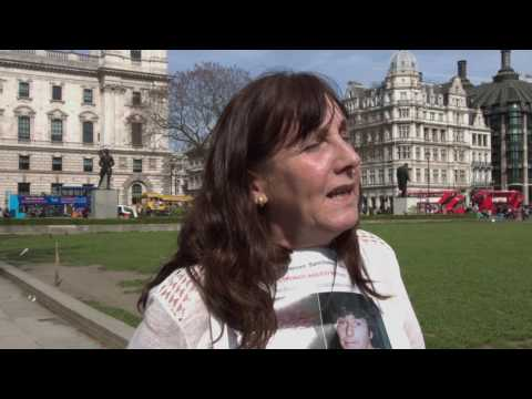 Protests Against the UK Government's Benefit Sanctions