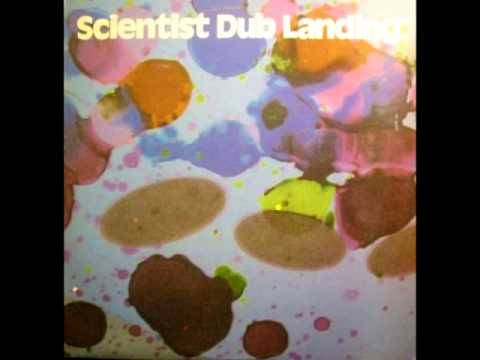 Scientist - Dub Landing - Album