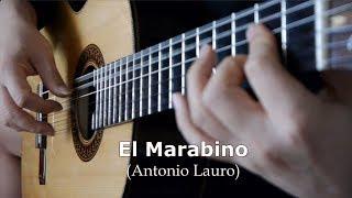 """Yoo Sik Ro (노유식) plays """"El Marabino"""" by Antonio Lauro"""