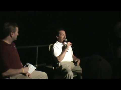 Meet And Greet Interview With Peter Cullen (Voice Of Optimus Prime) at Kennedy Space Center KSC NASA