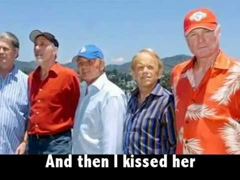 Beach Boys - Then I Kissed Her - Karaoke with Lyrics