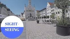 SIGHTSEEING: Kempten im Allgäu in GERMANY