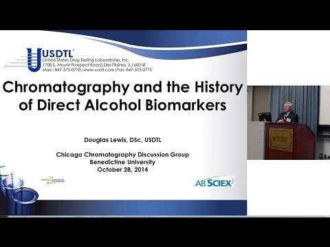 Chromatography and the History of Direct Alcohol Biomarkers