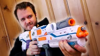 NERF WAR | MODULUS MEDIATOR (Review)