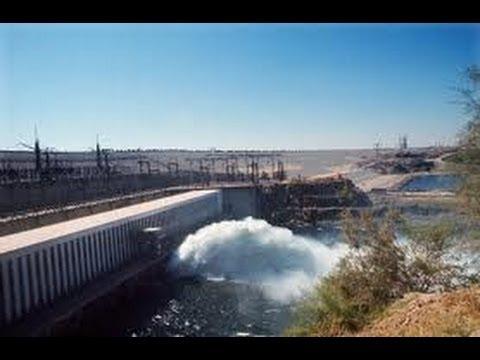 Documentaire - Le haut barrage d'Assouan