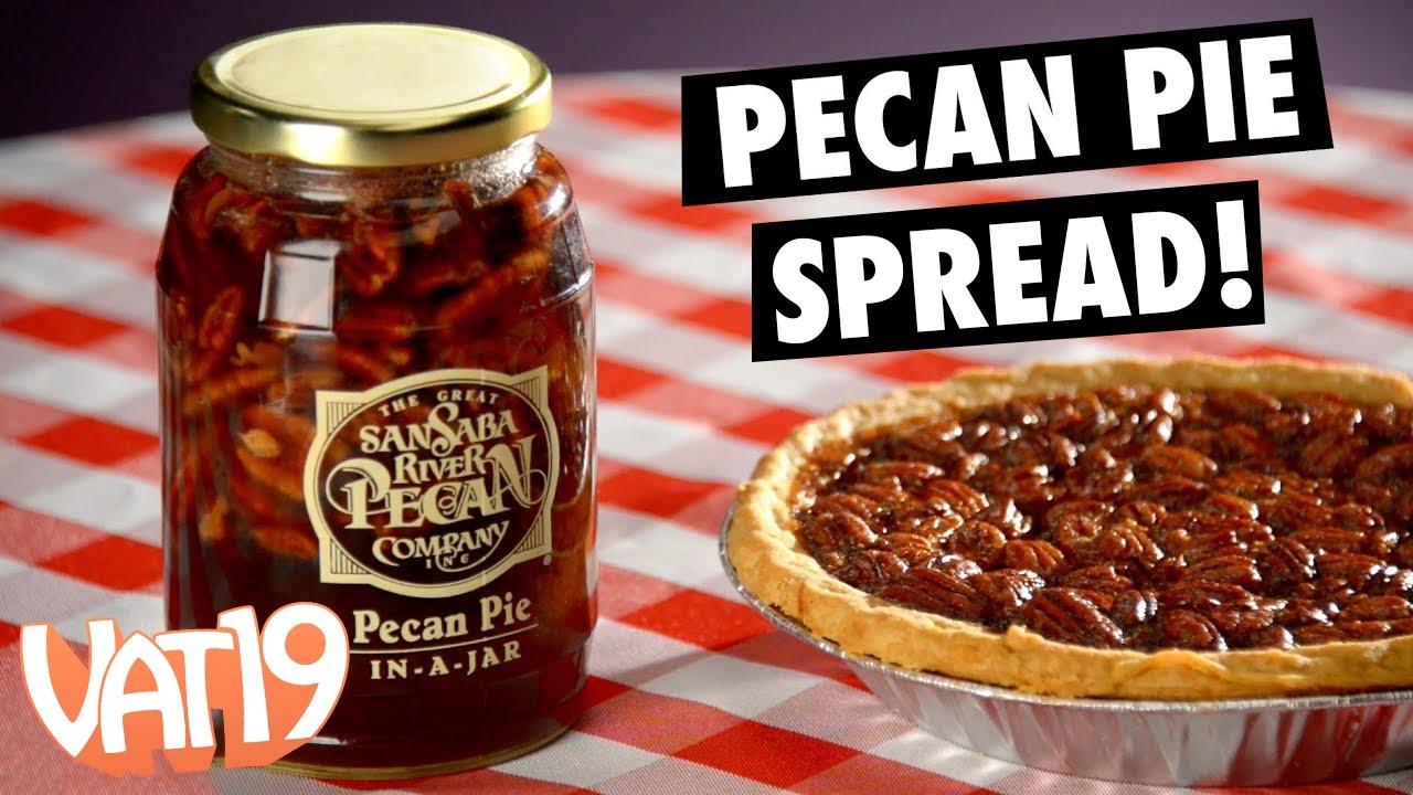 Pecan Pie In a Jar - YouTube