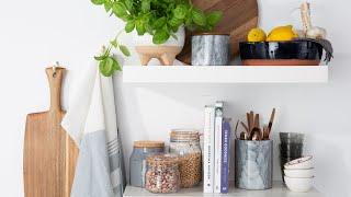 Stylish Kitchen Storage Ideas – The Shelfie | House of Fraser