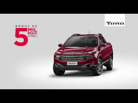 Lote Promocional de Fábrica Fiat Toro