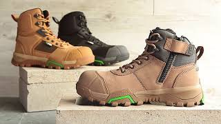 FXD WB-2 Safety Boot