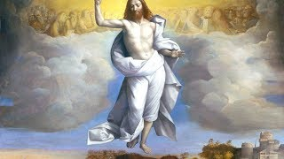 Understanding the Ascension of Jesus