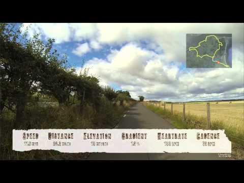 Fife Cycle loop - Start and End Tay Road Bridge