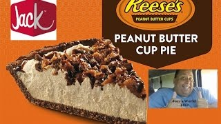 Jack In The Box | Reese's® Peanut Butter Cup Pie Review!