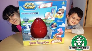 SUPER PASQUALONE DI SUPER WINGS!!! Con bellissime sorpreseee!!!