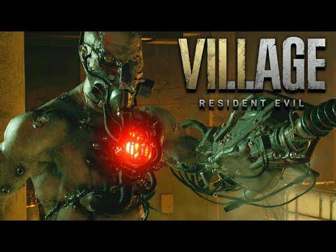 Resident Evil 8 Village PS5 Gameplay Deutsch #28 - Soldaten Jet Modelle