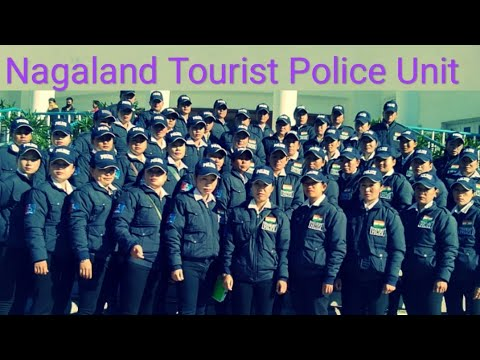 Nagaland Tourist Police Unit launched in Kohima : Hornbill festival 2018