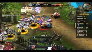 Legend Online 1.Serverler Arası Birlik Savaşı