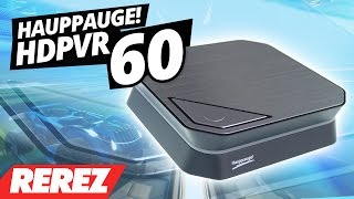 The Battle of 60 FPS Video Game Recording! - Hauppauge! HD PVR 60 Review - Rerez