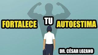 """""""Autoestima a prueba de b@las"""".- Por el Placer de Vivir con el Dr. César Lozano"""