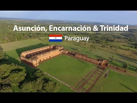 Asuncion, Encarnacion & Trinidad - Things to do in Paraguay