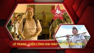 Lê Trang dẫn Tiến Công về Bến Tre đại náo LỄ HỘI TRÁI CÂY | LỮ KHÁCH 24H 🍎🍊🍋