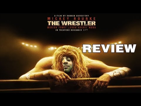 MovieFile - The Wrestler (2008) Review HD